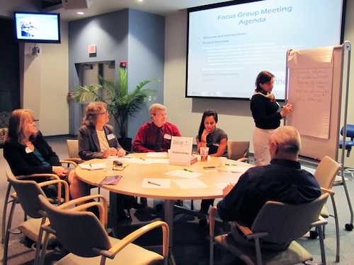 focus group consulting
