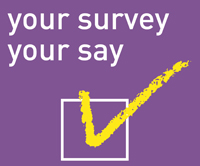 your survey your say