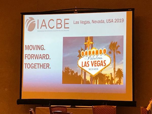 welcome_IACBE Conference 2019