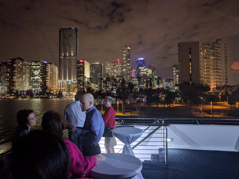 Miami boat view_2018 EMBA SE Regional meeting